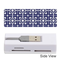 Leaves Horizontal Grey Urban Memory Card Reader (Stick)