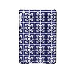 Leaves Horizontal Grey Urban iPad Mini 2 Hardshell Cases
