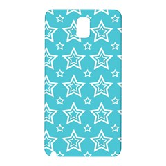 Star Blue White Line Space Sky Samsung Galaxy Note 3 N9005 Hardshell Back Case