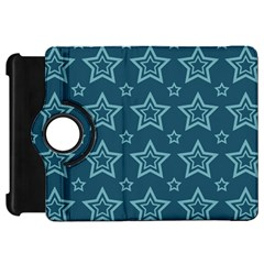 Star Blue White Line Space Kindle Fire HD 7