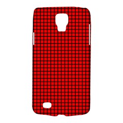 Red And Black Galaxy S4 Active