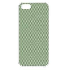 Mardi Gras  Apple iPhone 5 Seamless Case (White)