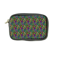 Pattern Abstract Paisley Swirls Coin Purse
