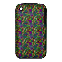 Pattern Abstract Paisley Swirls iPhone 3S/3GS