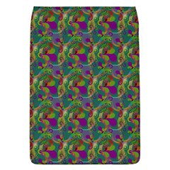 Pattern Abstract Paisley Swirls Flap Covers (l)
