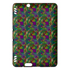 Pattern Abstract Paisley Swirls Kindle Fire Hdx Hardshell Case