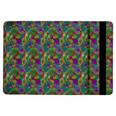 Pattern Abstract Paisley Swirls iPad Air Flip