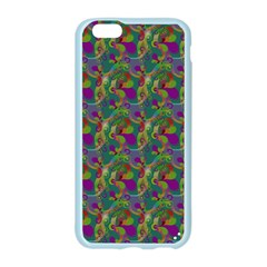 Pattern Abstract Paisley Swirls Apple Seamless iPhone 6/6S Case (Color)