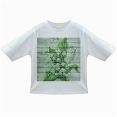On Wood May Lily Of The Valley Infant/toddler T Shirts