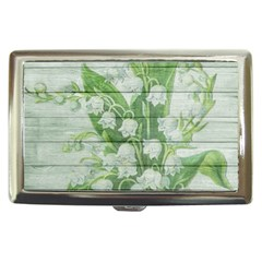 On Wood May Lily Of The Valley Cigarette Money Cases