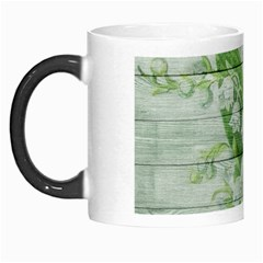 On Wood May Lily Of The Valley Morph Mugs