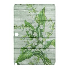 On Wood May Lily Of The Valley Samsung Galaxy Tab Pro 10.1 Hardshell Case