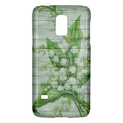 On Wood May Lily Of The Valley Galaxy S5 Mini