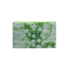 On Wood May Lily Of The Valley Cosmetic Bag (XS)