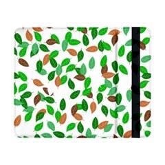 Leaves True Leaves Autumn Green Samsung Galaxy Tab Pro 8.4  Flip Case