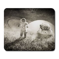 Astronaut Space Travel Space Large Mousepads