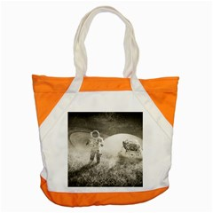 Astronaut Space Travel Space Accent Tote Bag
