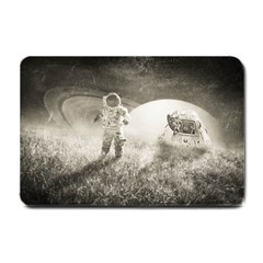 Astronaut Space Travel Space Small Doormat