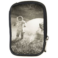 Astronaut Space Travel Space Compact Camera Cases