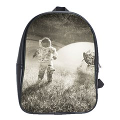 Astronaut Space Travel Space School Bags(Large)