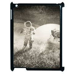 Astronaut Space Travel Space Apple iPad 2 Case (Black)