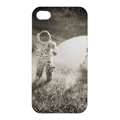 Astronaut Space Travel Space Apple iPhone 4/4S Hardshell Case