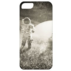 Astronaut Space Travel Space Apple iPhone 5 Classic Hardshell Case