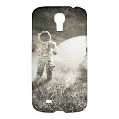 Astronaut Space Travel Space Samsung Galaxy S4 I9500/I9505 Hardshell Case