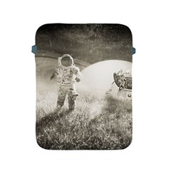 Astronaut Space Travel Space Apple iPad 2/3/4 Protective Soft Cases