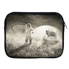 Astronaut Space Travel Space Apple iPad 2/3/4 Zipper Cases
