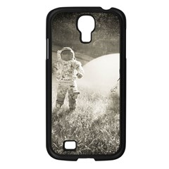 Astronaut Space Travel Space Samsung Galaxy S4 I9500/ I9505 Case (Black)