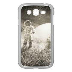 Astronaut Space Travel Space Samsung Galaxy Grand DUOS I9082 Case (White)