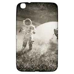 Astronaut Space Travel Space Samsung Galaxy Tab 3 (8 ) T3100 Hardshell Case