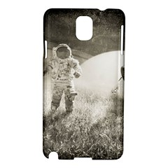 Astronaut Space Travel Space Samsung Galaxy Note 3 N9005 Hardshell Case