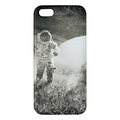Astronaut Space Travel Space iPhone 5S/ SE Premium Hardshell Case