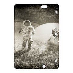 Astronaut Space Travel Space Kindle Fire HDX 8.9  Hardshell Case