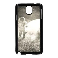 Astronaut Space Travel Space Samsung Galaxy Note 3 Neo Hardshell Case (Black)