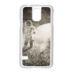 Astronaut Space Travel Space Samsung Galaxy S5 Case (White)