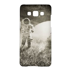 Astronaut Space Travel Space Samsung Galaxy A5 Hardshell Case