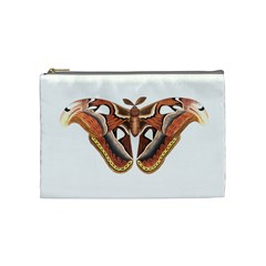 Butterfly Animal Insect Isolated Cosmetic Bag (medium)