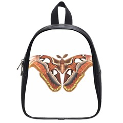 Butterfly Animal Insect Isolated School Bags (small)