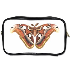 Butterfly Animal Insect Isolated Toiletries Bags 2-Side
