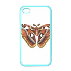 Butterfly Animal Insect Isolated Apple iPhone 4 Case (Color)
