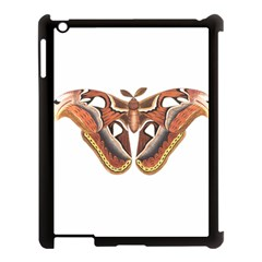 Butterfly Animal Insect Isolated Apple iPad 3/4 Case (Black)
