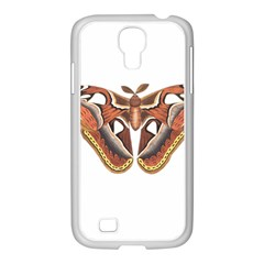 Butterfly Animal Insect Isolated Samsung GALAXY S4 I9500/ I9505 Case (White)