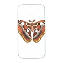 Butterfly Animal Insect Isolated Samsung Galaxy S4 I9500/I9505  Hardshell Back Case
