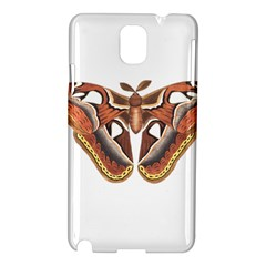 Butterfly Animal Insect Isolated Samsung Galaxy Note 3 N9005 Hardshell Case