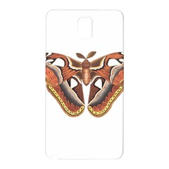Butterfly Animal Insect Isolated Samsung Galaxy Note 3 N9005 Hardshell Back Case