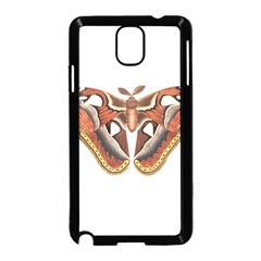 Butterfly Animal Insect Isolated Samsung Galaxy Note 3 Neo Hardshell Case (Black)
