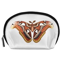 Butterfly Animal Insect Isolated Accessory Pouches (Large)